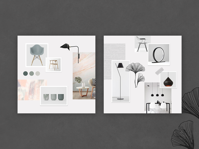 Tanska: free Instagram templates collection