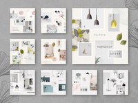 Download Instagram templates collection