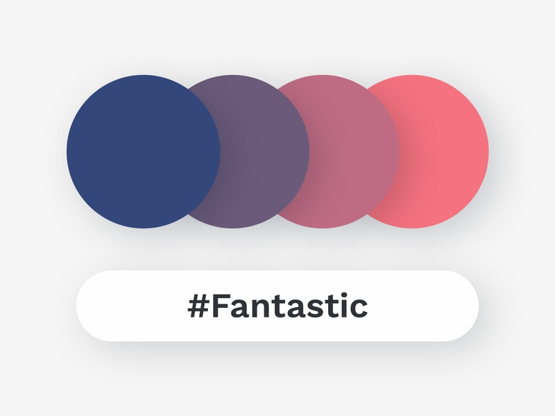Fantastic color palettes and where to find them tutorial post top thedesignest swatch selection palette design color blog article art app