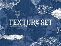 Blackview: Free Vector Grunge Textures
