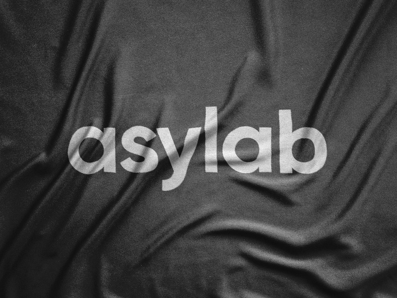 Free Close-up Logo Mockup on Fabric