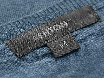 Free Garment Logo Mockup Set photoshop wool texture brand tag garment apparel logo psd download freebie free blog thedesignest