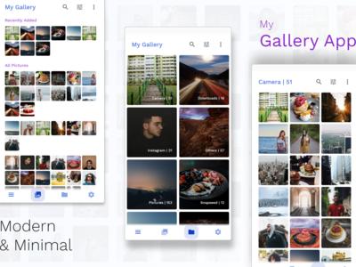 My Gallery App