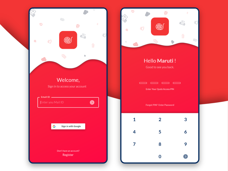 Movie App: Login screen Exploration exploration adobexd app design ux ui design mobile app mobileapp login screen login page login design reservation movie ticket movie booking movie app movie