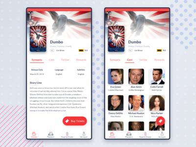 Movie App: Movie Details Page