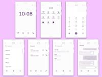 Tech Detox: Minimal Mobile OS
