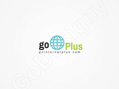internet service provider logo design by go-designy