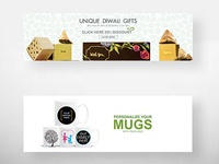 website banners design and created by godesigny