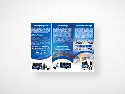 go-designy brochures design for school or institutes study