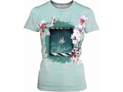 Swinging on the moon Women's T-shirt