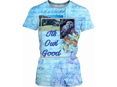 It's Owl Good Women's T-shirt