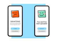 Flash Message (Error/Success) #dailyui 011
