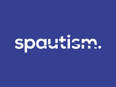 Spautism nephew branding sports logo motion animation logo nephewmedia brand design brand identity design brand identity sport autism