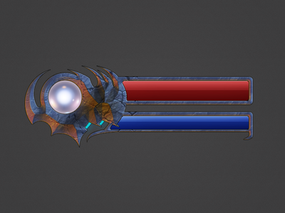 UI Concept for Project SoulReaper