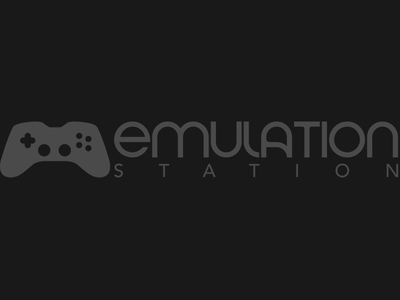 emulationstation logo emulationstation logo vector