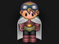 [In Progress] RPG Character
