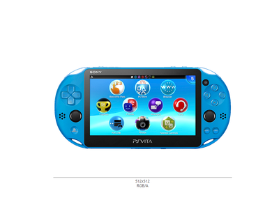 PlayStation Vita Icon icon vita playstation