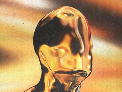 You're golden blender render blendercycles blender3dart blender 3d blender3d blender 3dartwork 3dartist 3dart 3d artist 3d art 3d figure statue gold golden
