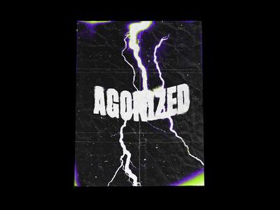 AGONIZED - Poster Design