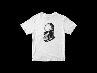 DEFORMED - Limited Edition T-Shirt merch skulls glitch effect glitch art glitchart glitchy glitch deformed limited edition shirt mockup shirt design shirtdesign shirt skull logo skull art skull minimal design graphicdesign graphic design