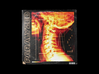 PARALYZED - Album Cover V.2