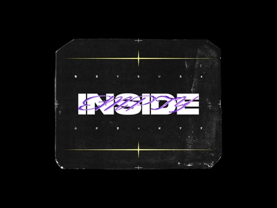 Empty Inside - Poster Design