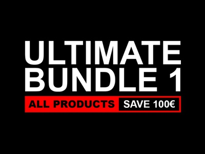 Ultimate Bundle - Save over 100€ on all products stickers plastic bag assetstore sale mock up mock-up asset bundle mockup bundle assets asset mockup template mockup design mockup psd mockups mockup bundles bundle 2019 trend graphicdesign graphic design