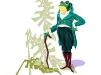 Sir Frog O'Leap 2