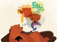 Bear dreams lg