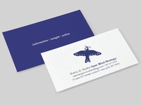 Open Mind Business Card
