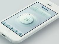 Gas combi remote control app