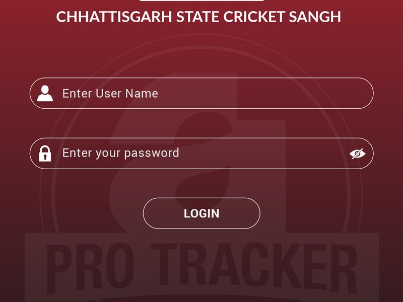 Chattisgarh State Cricket Sangh - CSCS by Elavarasan on Dribbble