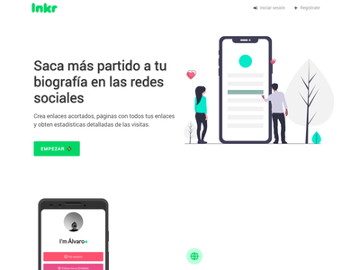 Lnkr - Website web design website design website spain design lnkr