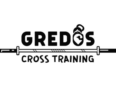 Gredos Cross Training (Black) spain black logo gredos cross training