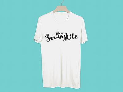 South Mile T-Shirt summertime summer south spain tshirt t-shirt south mile