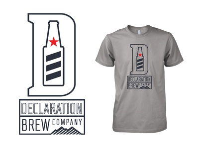 Declaration Brewing Company Shirts