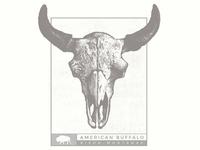 American Buffalo Print