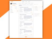 #3 Lancify - User Dashboard