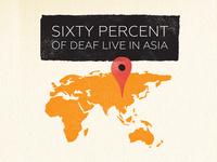 Deaf in Asia