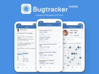 VK Bugtracker concept for VK Testers.