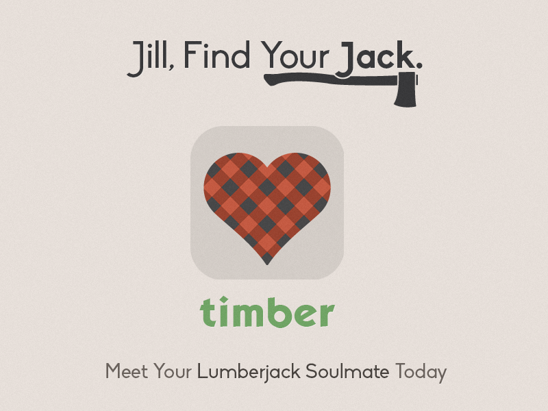 Dating site for lumberjacks