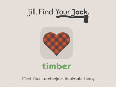 lumberjack dating