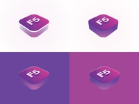 Icon Design F5 Key