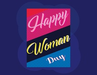 Illustration Woman Day