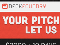 Deck Foundry
