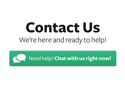 Chat it up chat contact button css