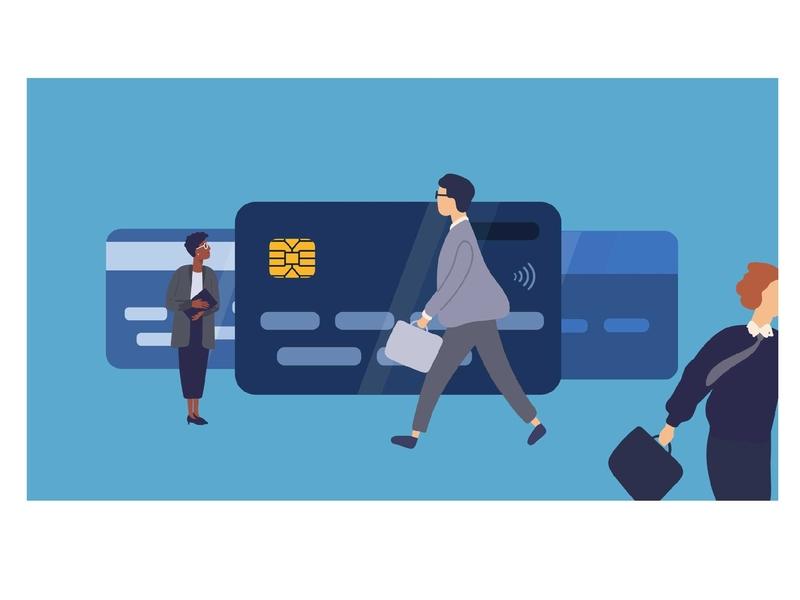 credit card illustration finance business blog creditcard illustration finance