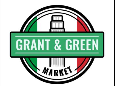 Grand And Green Market Logo