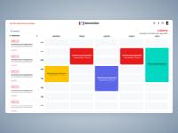 MeuHorario - Course Schedule Planner