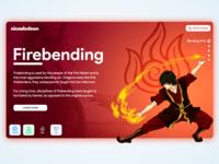 Avatar UI - Firebending (Zuko)